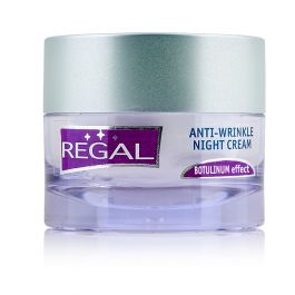 Regal Anti-wrinkle Night Cream Botulinum Effect For All Types Of Skin  Age Control 45ml