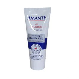Amante Cleansing Hand Gel With Alcohol+Glycerine 65ml (Ladies)