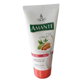 NK028 Amante Hand Lotion Vitamins A+E Almond Oil 100ml