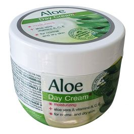NK015 Aloe Vera Day Cream Moisturising With Vitamin A,C,E for normal and dry skin 100ml