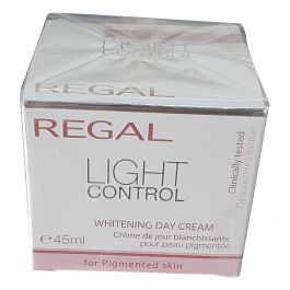 Regal Light Control Whitening Day Cream For Pigmented Skin 45ml